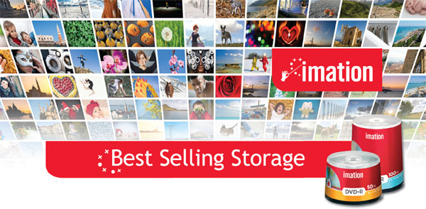 Imation Best Selling Storage