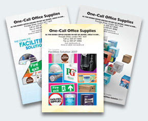 Facilities Supplies Page Spreads