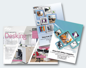 Workspace Catalogue page spreads